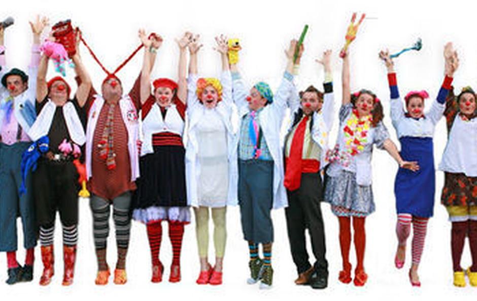 Migajmo skupaj za Rdeče noske! (foto: Arhiv društva Rdeči noski)