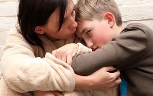 Kako otroka seznaniti z boleznijo starša