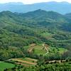 Pogled proti dolini Branice.