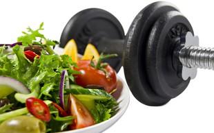 Kaj jesti po treningu