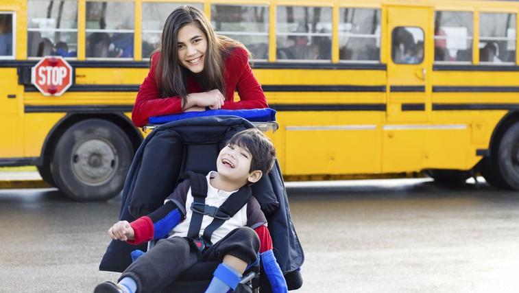 Otroci s posebnimi potrebami v šolah in v družbi (foto: Shutterstock.com)