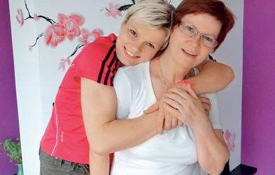 Majda Žolnir: Klepet z olimpijsko 'mamo'