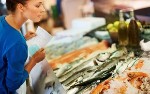 Kako vemo, da je riba sveža
