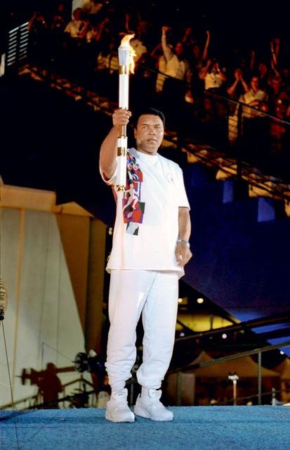Muhammad Ali na OI 1996.