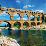 Pont du Gard, Francija (foto: Shutterstock, Goran Antley)