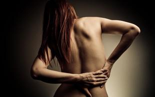 Da bo vaš hrbet močan in zdrav