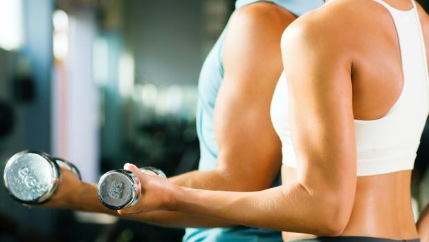 Vadba za hitrejšo izgubo kilogramov (foto: Shutterstock.com)