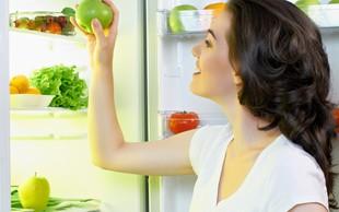 Ločite med slabo in dobro hrano