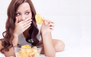 Kako obdržati idealno težo in težko prigarano kondicijo?