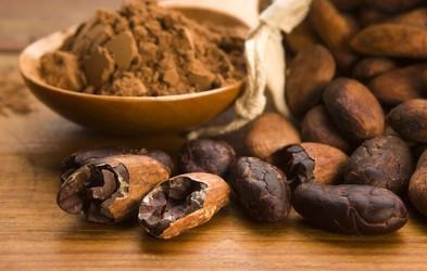 Zdravilna kakavova zrna
