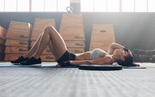 4 vaje, s katerimi preženete bolečine v hrbtu (in izboljšate športni nastop)