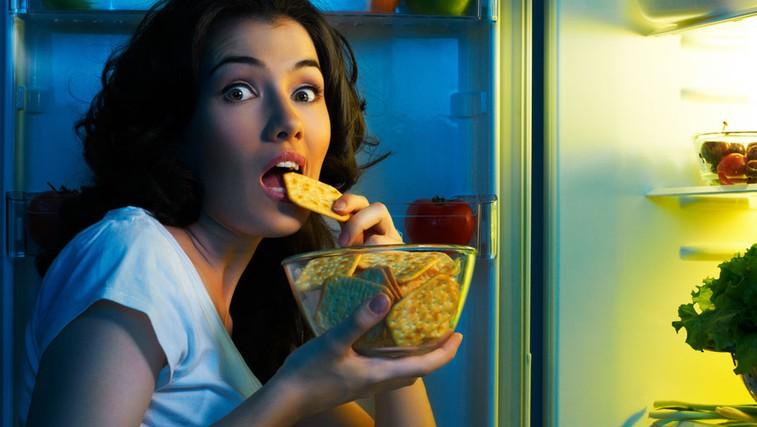Kaj povzroča prenajedanje (foto: Shutterstock.com)