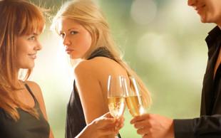 Ljubosumje moramo ločiti od zavisti