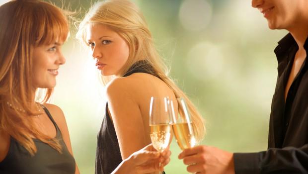 Ljubosumje moramo ločiti od zavisti (foto: Shutterstock.com)