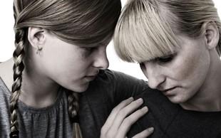Mamine duševne težave in njeni otroci