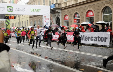 Foto: 17. Ljubljanski maraton