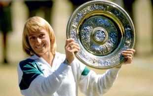 Martina Navratilova: Zgodba največje tenisačice vseh časov