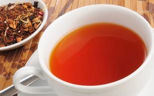 Rooibos čaj - znižuje krvni tlak