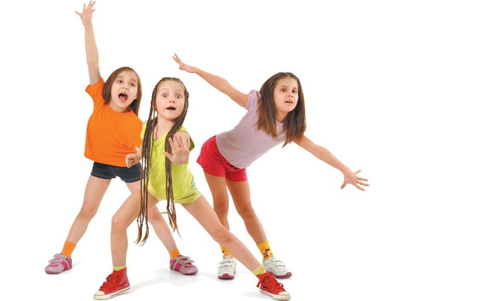 Ples - rekreacija in učenje za otroke (foto: Shutterstock.com)