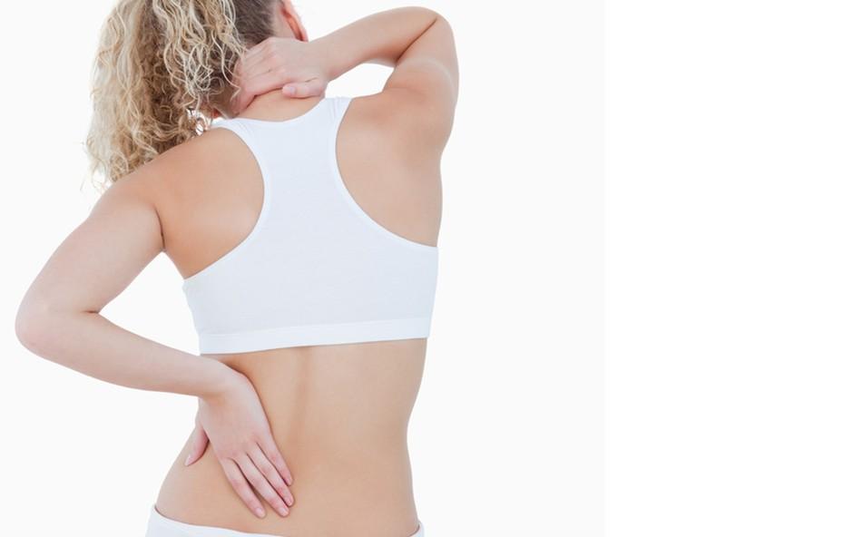 Kako se zaščitimo pred težavami s hrbtom? (foto: Shutterstock.com)