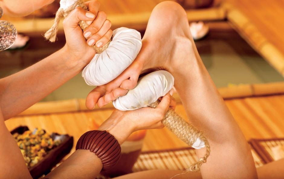 Osvežujoča kopel za noge (foto: Shutterstock.com)