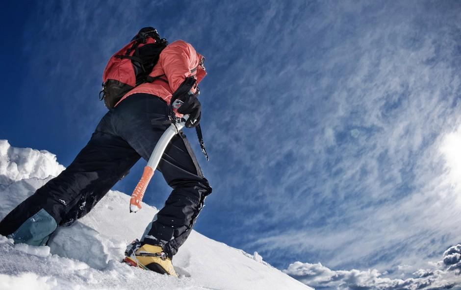 Oprema za najnevarnejše zimske športne podvige (foto: Shutterstock, Joseph Shin)