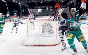 Fotoreportaža: Hokejski spektakel za Bežigradom