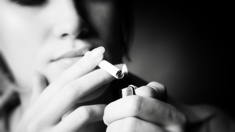 Ali poskušate zanositi? Ne kadite. (foto: Shutterstock.com)