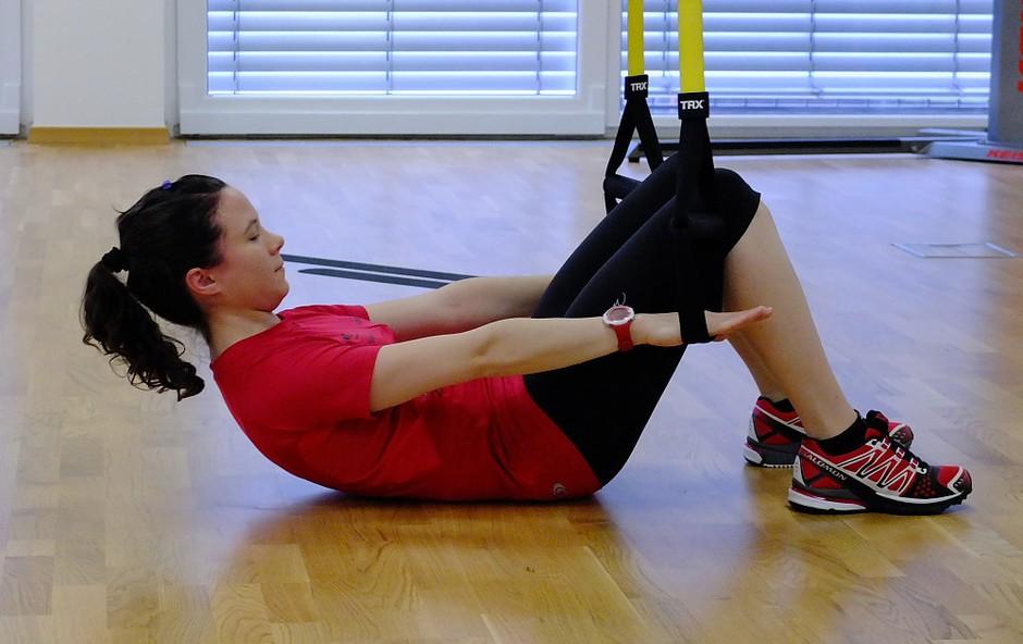 Funkcionalna vadba za vsakogar (foto: Aleš Pavletič)