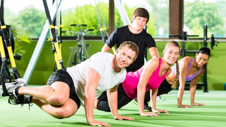 Smo v športu uspešnejši s treningom stabilizatorjev trupa? (foto: Shutterstock.com)