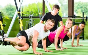 TRX VIP trening – najboljši osebni trening za vsakogar!