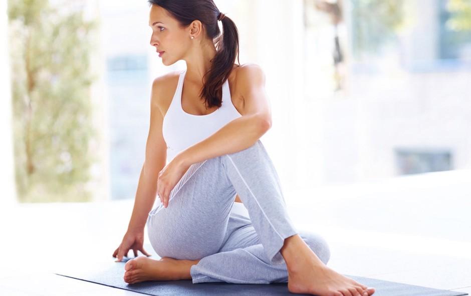 Jogijska terapija za hormonsko ravnovesje (foto: Shutterstock.com)