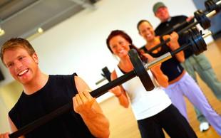 Nagradna igra: Podarjamo bon za vadbo v Evrofitnesu