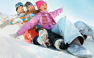Kurjenje kalorij v snegu