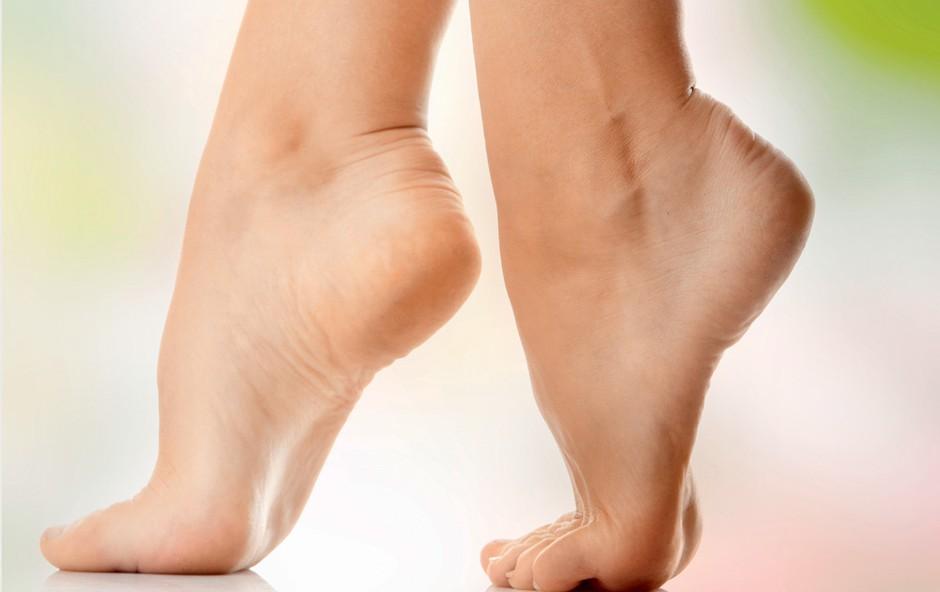 Deformacija nožnega palca (foto: Shutterstock.com)