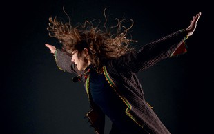 Ples brez forme s Kristino De Ventus