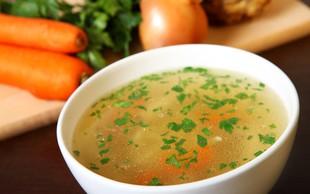 Zdravilna kokošja  juha