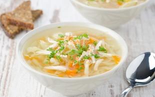 Recept za odlično kokošjo juho