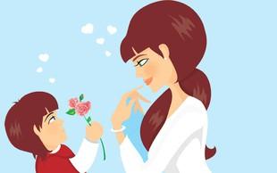 Matere samohranilke in sinovi