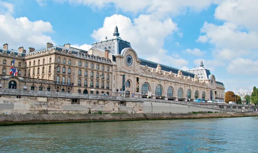 d'Orsay, Pariz, Francija