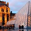 Louvre, Pariz, Francija