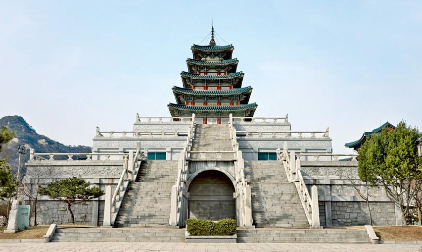 Nacionalni ljudski muzej Južna Koreja, Seul, Južna Koreja