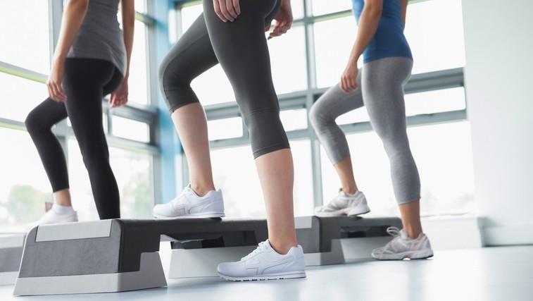 Step test in test Rockport – pomoč pri oceni vaše fizične zmogljivosti (foto: Shutterstock.com)