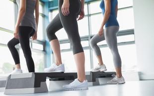 Step test in test Rockport – pomoč pri oceni vaše fizične zmogljivosti