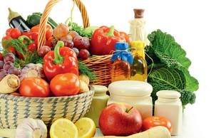 6 zlatih načel zdrave prehrane