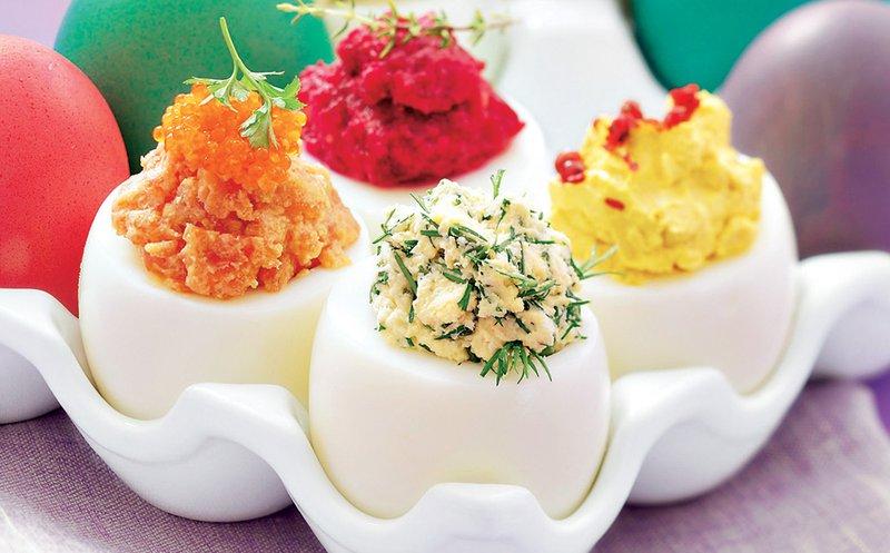 Nadevana jajca