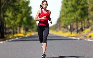 Odstranjevanje napetosti s tekom in avtogenim treningom