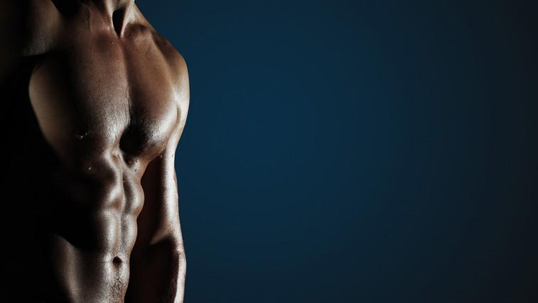 Kako brez uteži izklesati telo? (foto: Shutterstock.com)