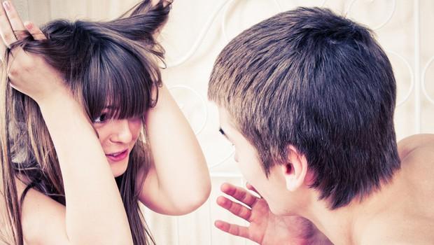 Kričanje je tudi nasilje! (foto: Shutterstock.com)