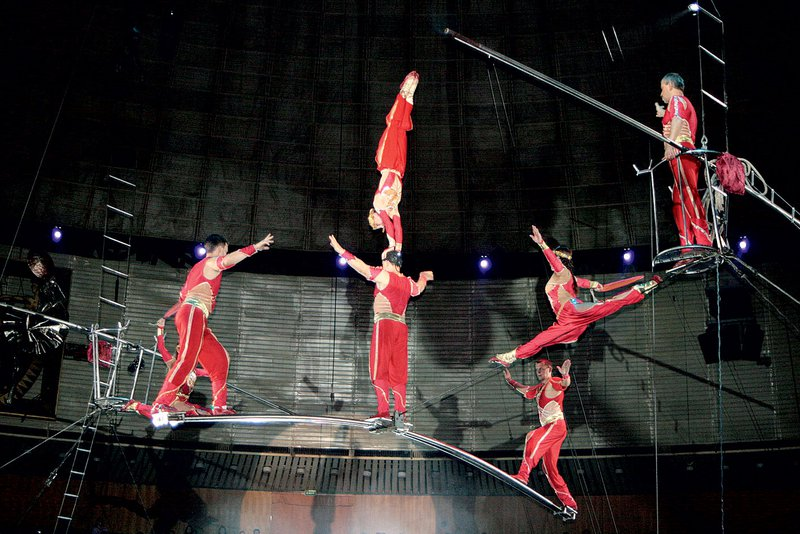 cirkus bolsoj